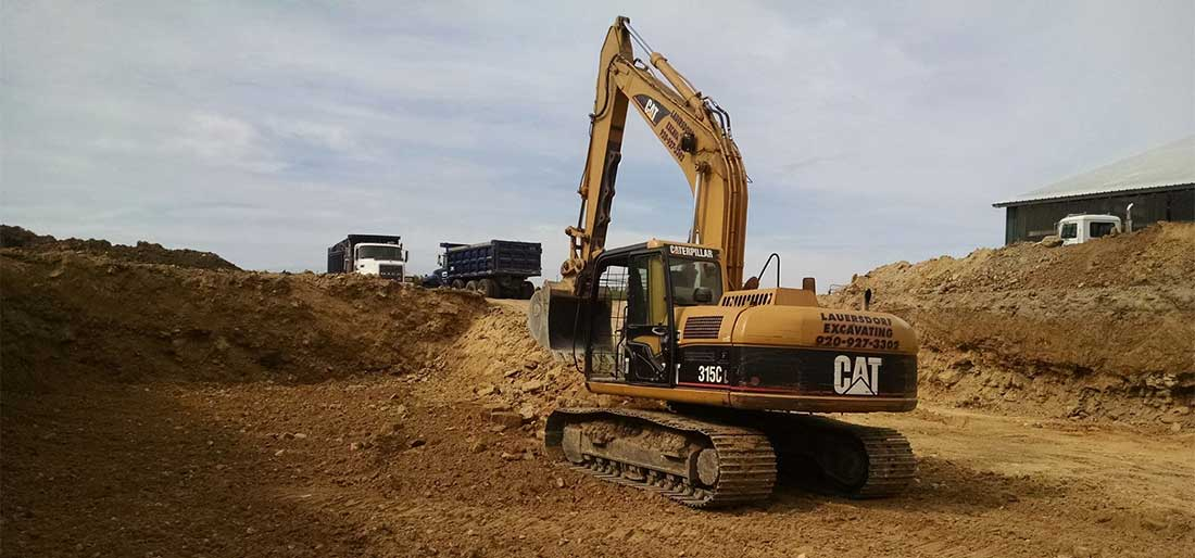 Contact Lauersdorf Excavating